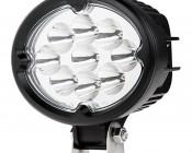 "5.75"" Oval 27W Heavy Duty High Powered LED Work Light"