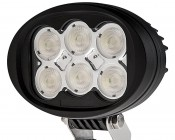 Oval 60W Heavy Duty High Powered LED Work Light