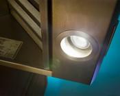PAR16 LED Bulb - 40 Watt Equivalent LED Spotlight Bulb: Installed in Range Hood above Stove