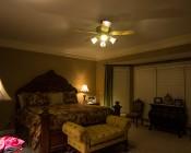 PAR20 LED Bulb, 5W Dimmable Install In Ceiling Fan