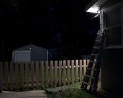 PAR38 Outdoor LED Bulb - 150 Watt Equivalent Weatherproof LED Flood Light Bulb - 1,500 Lumens: Par38 Motion Sensor Beam Pattern
