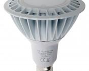 PAR38 Outdoor LED Bulb - 150 Watt Equivalent Weatherproof LED Flood Light Bulb - 1,500 Lumens