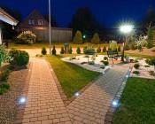 1 Watt LED Landscape Up Light