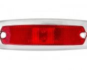 PBM series Peterbilt LED Marker Lamp: Front View