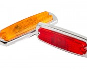 PBM series Peterbilt LED Marker Lamp: Available In Amber & Red