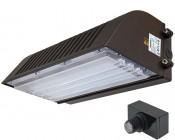 Photocontrol Full Cutoff LED Wall Pack - 70W - Cool White