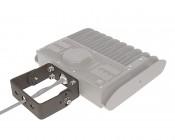 Adjustable Wall-Mount Bracket for LED Shoebox Area Lights
