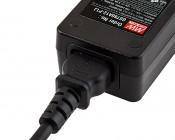 Desktop Power Supply - 12V DC GST Series: Power Plug