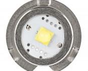 1 Watt Flashlight Bulb: Front View