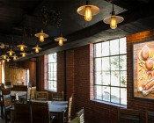 Custom Printed LED Panel Light - Dimmable - Even-Glow® Light Fixture - for Walls and Drywall Ceilings