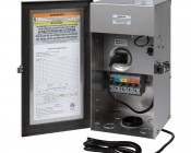 Low-Voltage Transformer - 150 Watt Multi-Tap Landscape Lighting Transformer