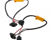 Headlight Load Resistor Kit - PSX24 LED Headlight Bulbs