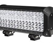"15"" Quad Row Heavy Duty Off Road LED Light Bar with Multi Beam Technology - 180W"