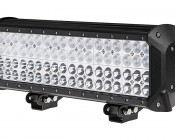 """17"""" Heavy Duty Off Road LED Light Bar with Multi Beam Technology - 216W"""