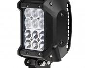 "4"" Quad Row Heavy Duty Off Road LED Light Bar with Multi Beam Technology - 36W"