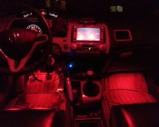 Car Interior Accent Lighting