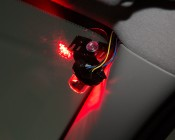 LED Hideaway Strobe Lights - Mini Emergency Vehicle LED Warning Lights