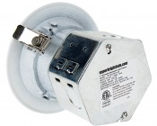 """Replacement LED Downlights for 4"""" Fixtures - 65 Watt Equivalent LED Can Light Replacement - Integral Junction Box - 650 Lumens: Back View"""