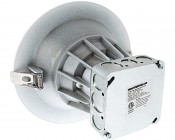 """Replacement LED Downlights for 8"""" Fixtures - 190 Watt Equivalent LED Can Light Replacement - Integral Junction Box - 1,900 Lumens: Back View"""