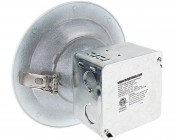 """Replacement LED Downlights for 6"""" Fixtures - 65 Watt Equivalent LED Can Light Replacement - Integral Junction Box - 650 Lumens: Back View"""