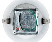 """Replacement LED Downlights for 8"""" Fixtures - 190 Watt Equivalent LED Can Light Replacement - Integral Junction Box - 1,900 Lumens: Open View"""