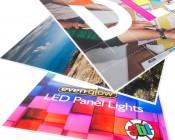 Custom Printed Skylens™ Fluorescent Light Diffuser - Decorative Light Cover - 2' x 4