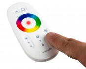 TC4 series RF Touch Color Replacement Remote