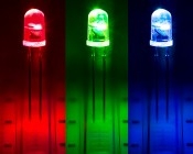 RGB Fast Color Changing LED