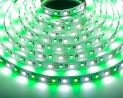 LED Strip Lights with White and Multicolor LEDs - LED Tape Light with 18 SMDs/ft. - 3 Chip RGBW LED 5050