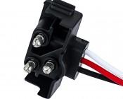 Right Angle 3-PIN Plug: Detail of Plug Pins