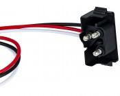Right Angle 3-PIN Plug
