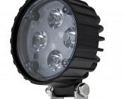 "4"" Round 10W Super Duty High Powered LED Spot Light"