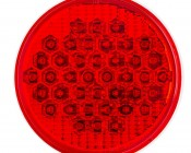 ST-HB40 series High Brightness Round Stop/Tail/Turn LED Truck Lamp: Front View