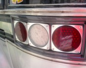 ST series Round Stop/Tail/Turn LED Truck Lamp: Installed On RV