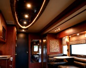 LED G4 Lamps retrofitted inside RV