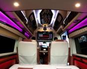 12 Inch 24 White RV LED Tube Light - RV and Boat LED Lights: Installed on Roof