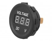 Digital Voltmeter for LED Rocker Switch Panels