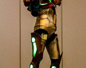 RGB Battery Powered LED Light Strips Kit - Multicolor - 2 Portable LED Light Strips: Installed in Cosplay Suit