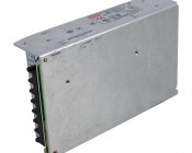 Mean Well LED Switching Power Supply - SE Series 1000W Enclosed LED Power Supply - 12V DC - Refurbished: Back Perspective