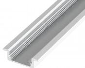 Slim Aluminum LED Profile Housing with Flange - ALP-SRF