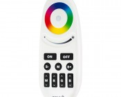 SY series RF Touch Color Replacement Remote: Store View of Remote