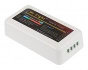 Smartphone or Tablet WiFi Compatible RGB Multi Zone Controller (No Remote)