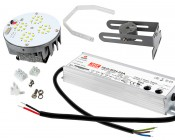 LED Retrofit Kit for 320W MH Fixture: All Included Parts