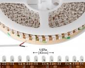 Side Emitting LED Light Strips - LED Tape Light with 29 SMDs/ft., 5mm DIP LED