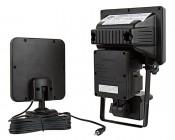 Solar LED Motion Sensor Light by Duracell: Back View
