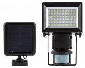 Solar LED Motion Sensor Light by Duracell: Front View