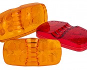 Spare Lens for MDB series Marker Lamp