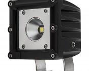 "3"" Square 15 Watt LED Mini Auxiliary Work Light"
