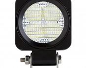 "2.5"" Square 12 Watt LED Mini Auxiliary Work Light"