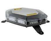 Emergency LED Light Bar - 360 Degree Strobing LED Mini Light Bar